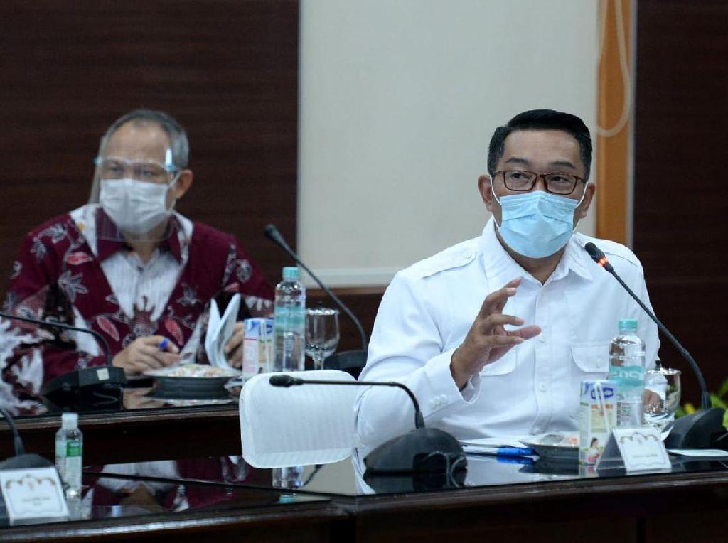Ridwan Kamil Pamerkan PCR Jinjing ke KSAD dan Wakapolri