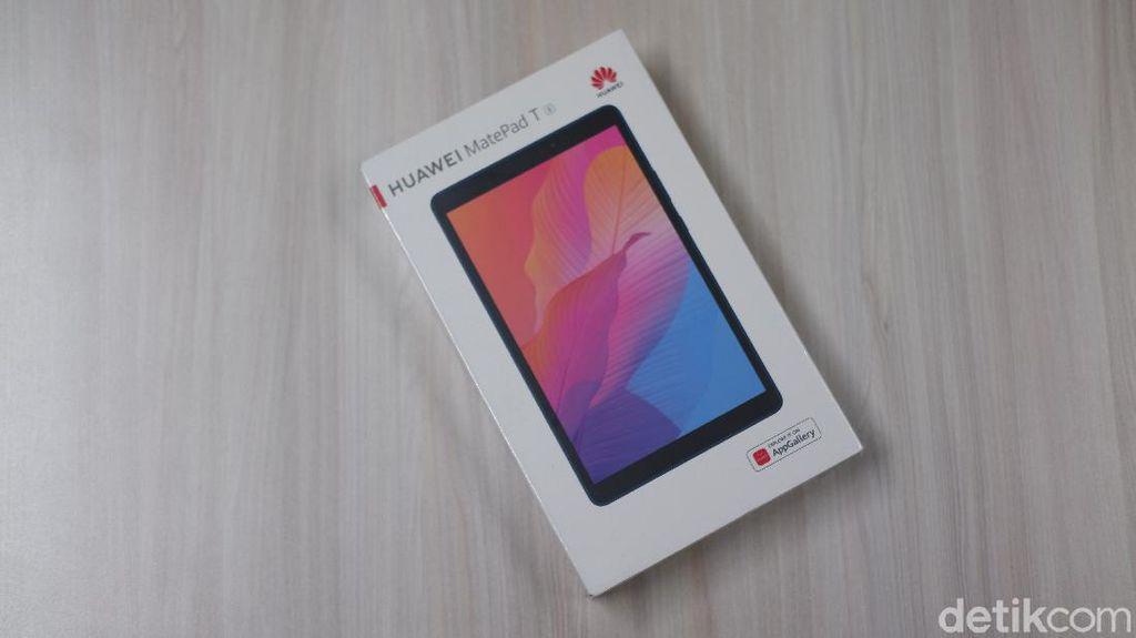 Tablet Murah Rp 1 Jutaan Huawei MatePad T8 untuk Belajar Online