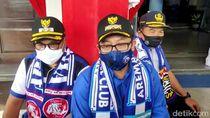 Aremania Diimbau Tak Konvoi di HUT ke-33 Arema FC