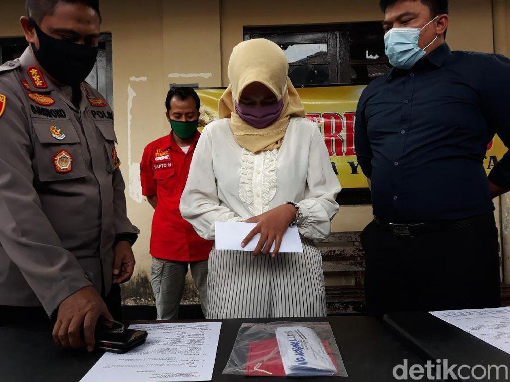 Emak-emak di Yogya Nekat Buat Laporan Palsu Perampokan ke Polisi