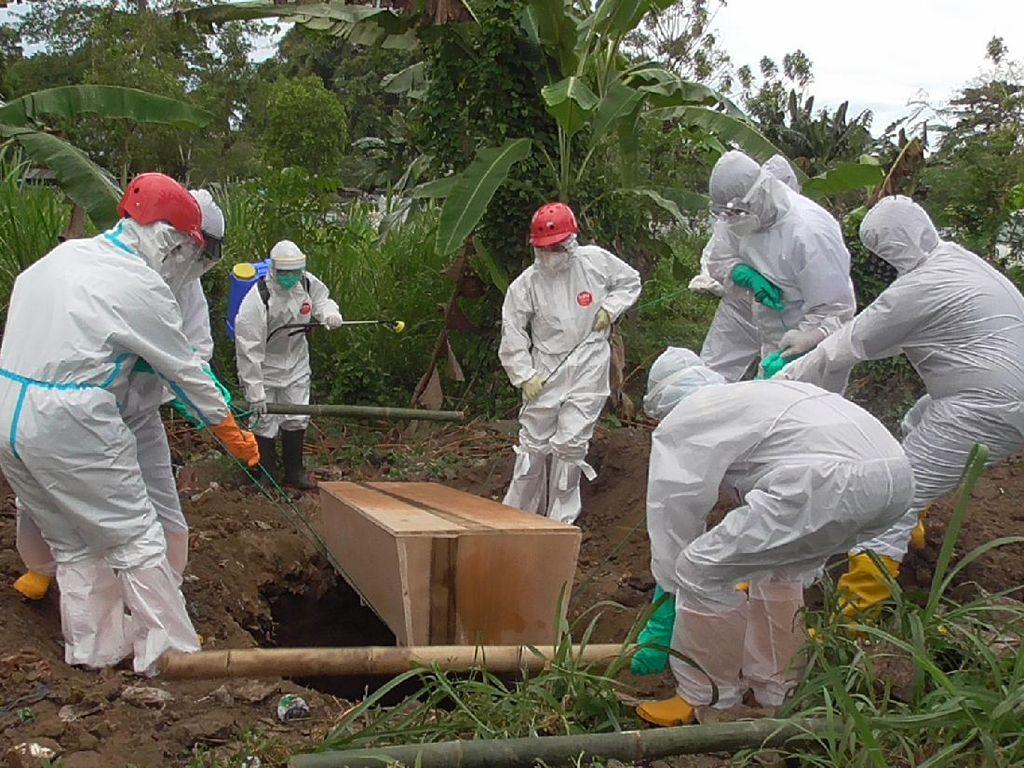 Kekurangan Petugas Pemakaman Corona, BPBD Majalengka Rekrut Personel Baru