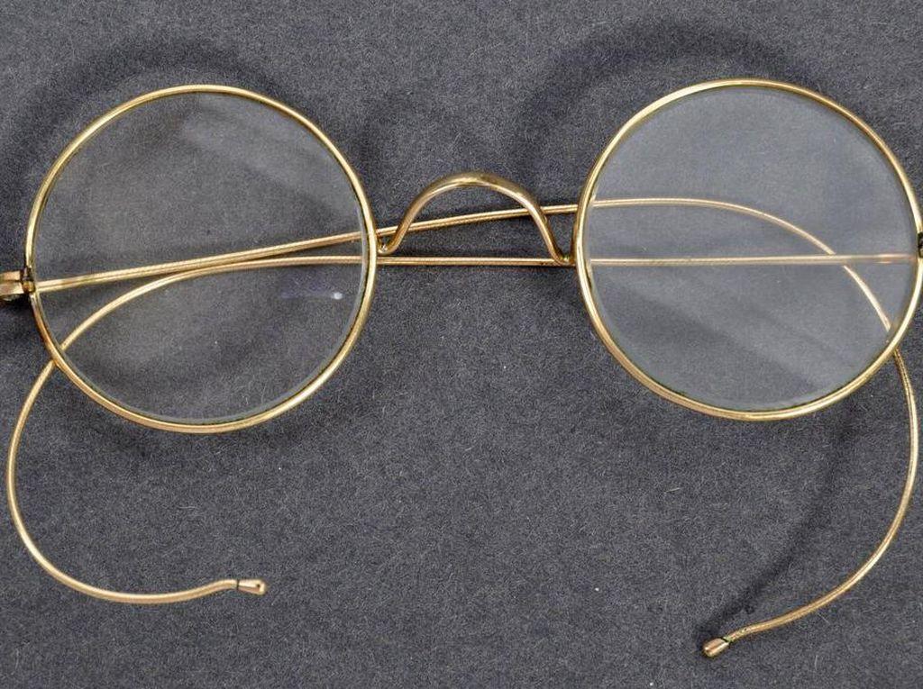 Ini Kacamata Mahatma Gandhi yang Bakal Dilelang Ratusan Juta