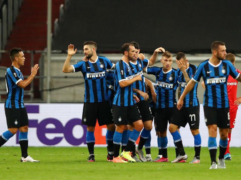 Setelah 10 Tahun, Mampukah Inter ke Final Kompetisi Eropa Lagi?