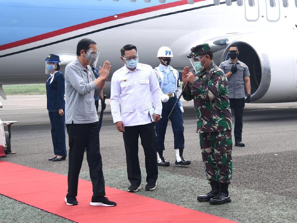 Ridwan Kamil Ungkap Ditelepon Jokowi soal Istilah New Normal Jadi AKB