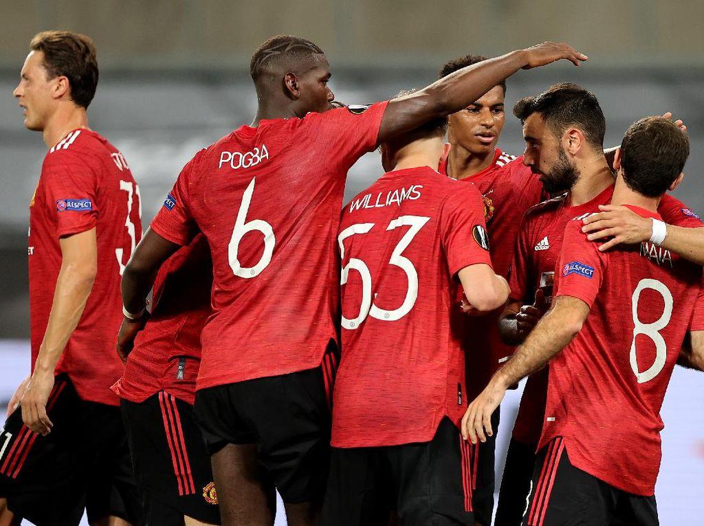 Sevilla dan Inter Bahaya Banget buat MU
