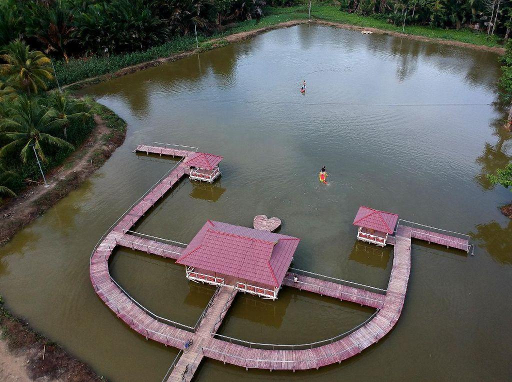Mantap! Objek Wisata Ini Dibangun Pakai Dana Desa