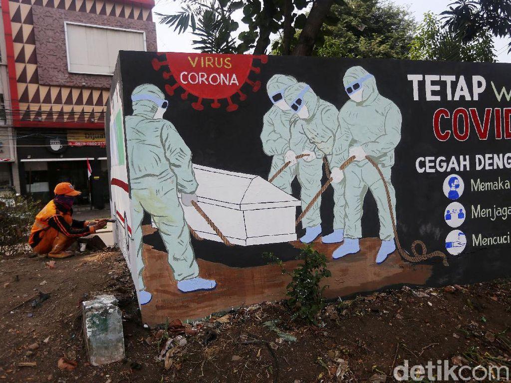 DKI Jadi Salah Satu Provinsi dengan Tingkat Kesembuhan Corona Tertinggi