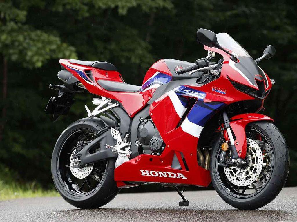 Lebih Jelas, Ini Wujud Honda CBR600RR Terbaru