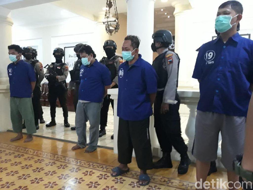 Penyerang Acara Doa Pernikahan di Solo 50 Orang, Baru 5 yang Ditangkap