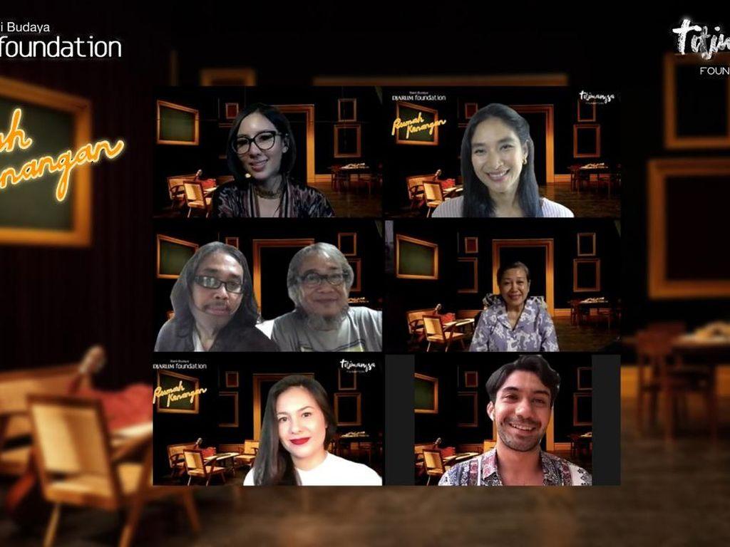 Pentas Teater Daring Rumah Kenangan Tampilkan Format Baru Sinematik