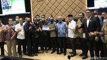 Pimpinan DPR-KSPI Sepakati Tim Kerja Bersama RUU Omnibus Law