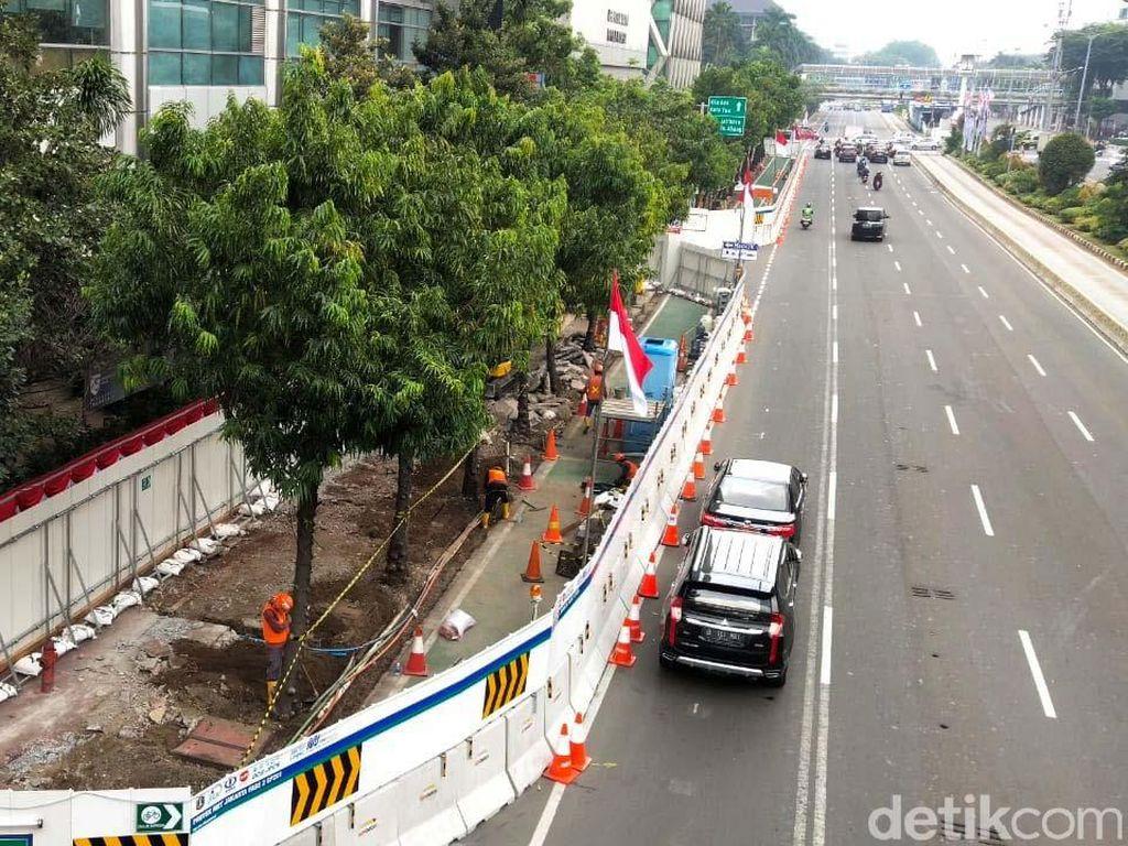 Progres Pembangunan MRT Fase II Sudah Sampai Mana? Intip di Sini
