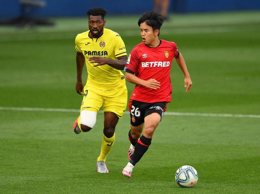 Villarreal Resmi Pinjam si Messi dari Jepang
