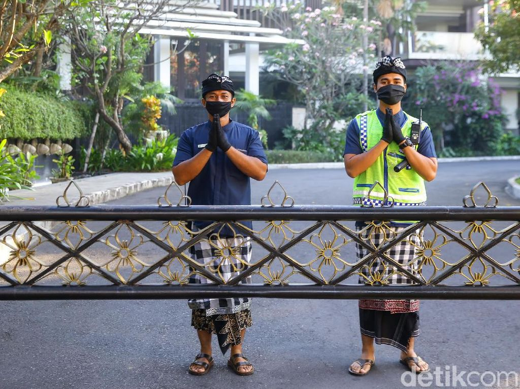 Sebuah Program yang Jamin Kebersihan di The Trans Resort Bali