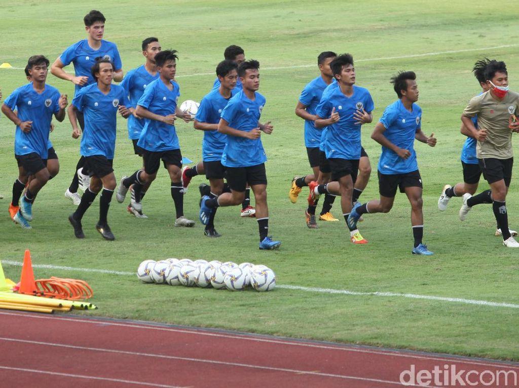 TC Timnas Molor, Elkan Baggott Mesti Balik ke Ipswich Town U-18