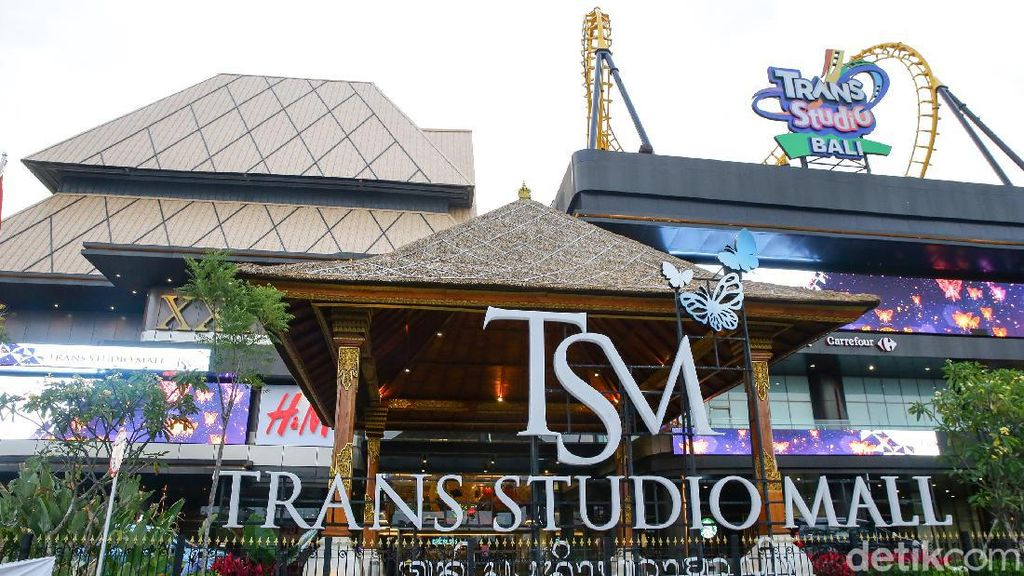 Potret Trans Studio Mall Bali di Masa New Normal