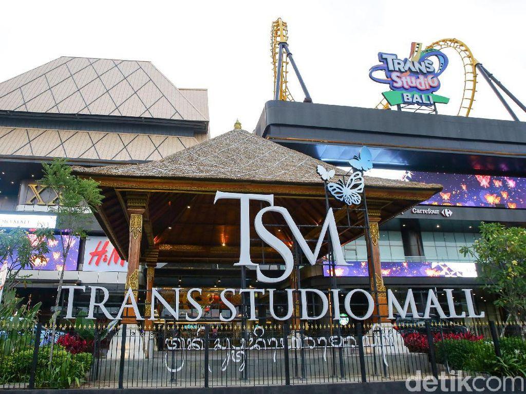 Potret Trans Studio Mall Bali di Masa New Normal
