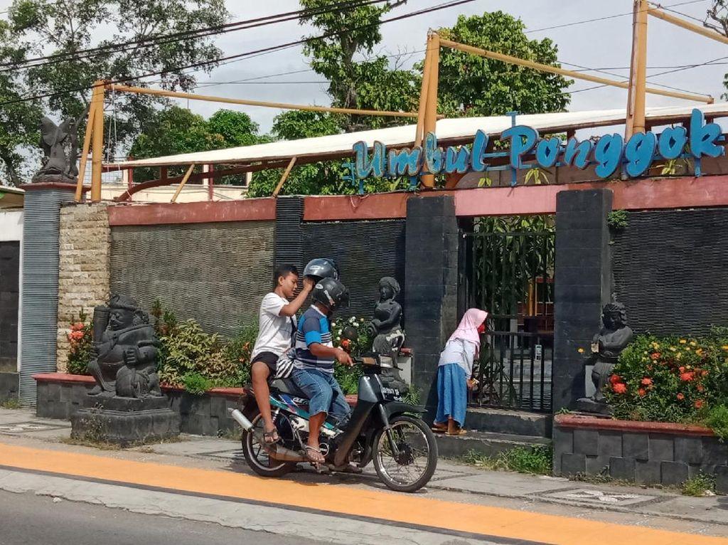 Objek Wisata di Klaten Boleh Buka, tapi Belum untuk Umbul Ponggok
