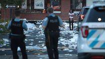 Video Rusuh dan Penjarahan Toko di Chicago
