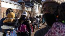 Pertama Kali, Kenaikan Kasus Corona di Afrika Selatan Tak Capai 1.000
