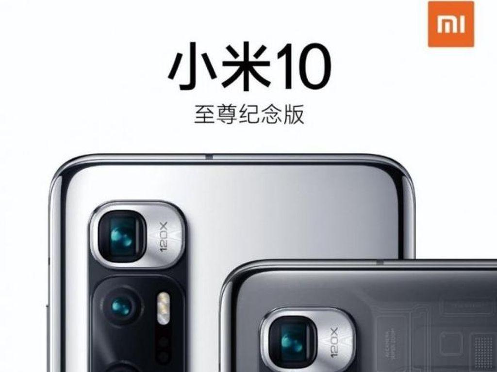 Bocoran Spesifikasi Xiaomi Mi 10 Ultra yang Meluncur Hari Ini