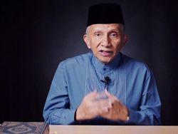 Jejak Mesra Amien Rais dan Habib Rizieq yang Kini Memanas