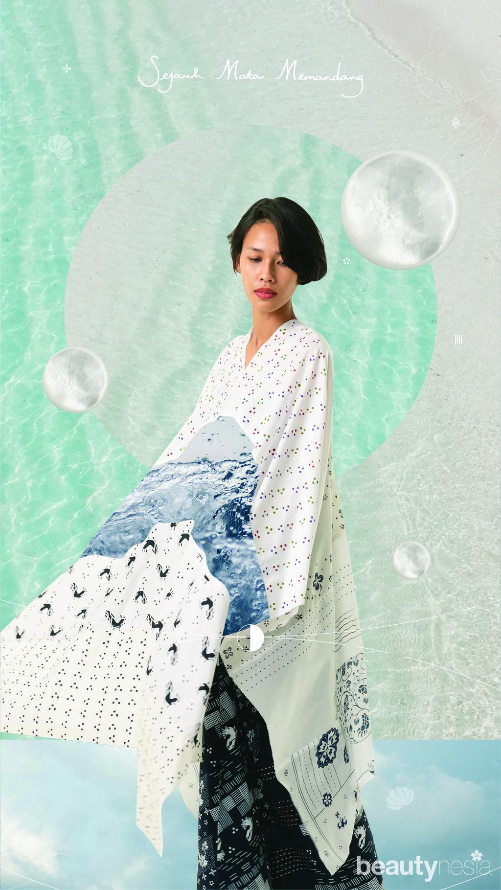 Desainer Indonesia di Galeries Lafayette, Sejauh mata memandang, Ghea, Bali Java,
