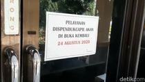 19 Pegawai Dispendukcapil Kota Pasuruan Positif COVID-19