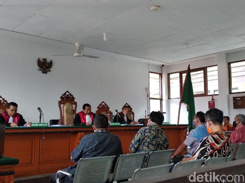 Sidang Suap Mobil Mewah, Jaksa Sorot Mesin Cetak di Lapas Sukamiskin