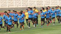 Enam Hari Menunggu Bosnia, Timnas Indonesia U-19 Tetap Sibuk Latihan