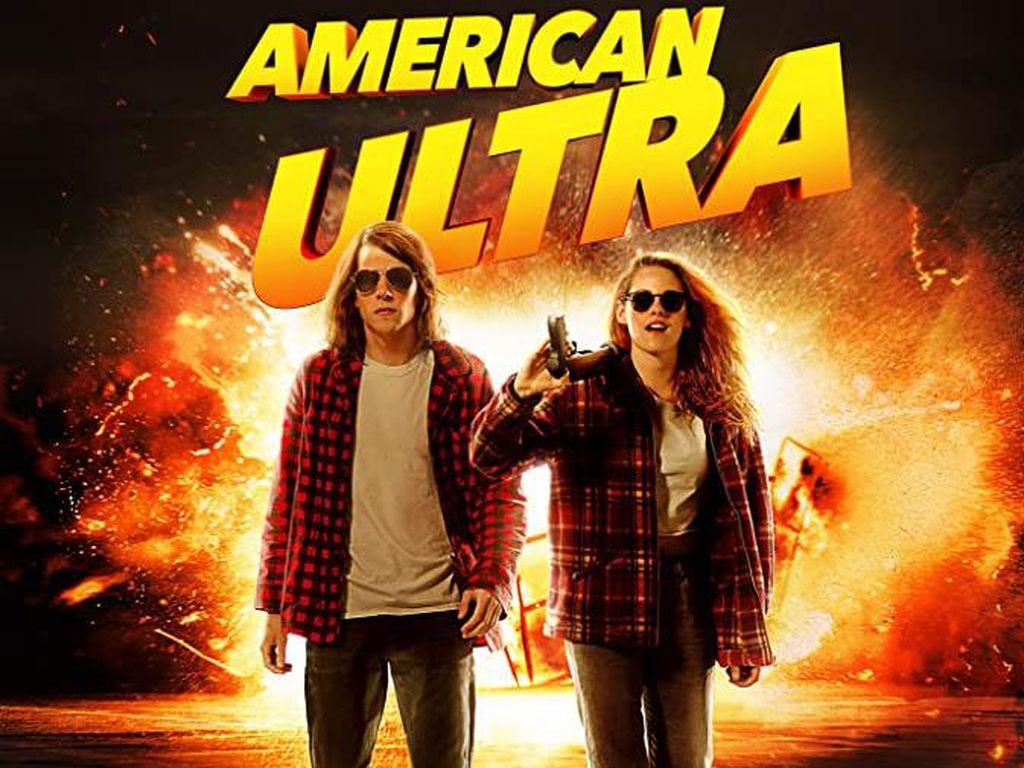 Sinopsis American Ultra, Duet Kristen Stewart dan Jesse Eisenberg
