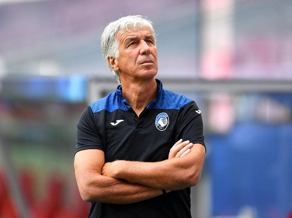 Gasperini: Juventus, Inter, dan Roma Kini Tiru Atalanta