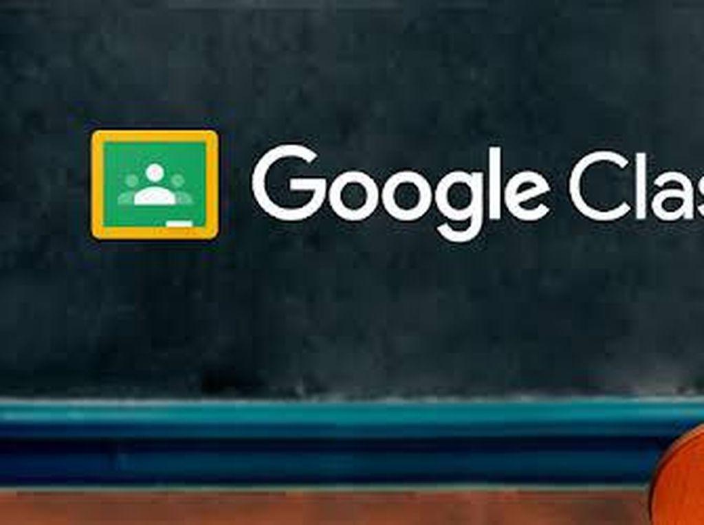 Siswa Belajar Online Pakai Google Classroom Dibom Pornografi