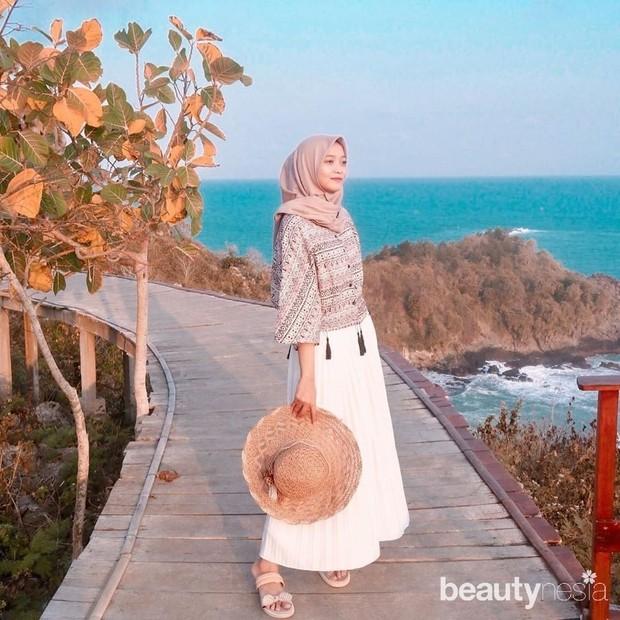 hijab warna pastel