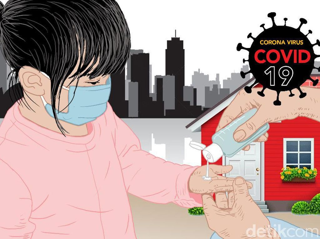 Cegah COVID-19, Masyarakat Perlu Buat Zonasi di Area Rumah