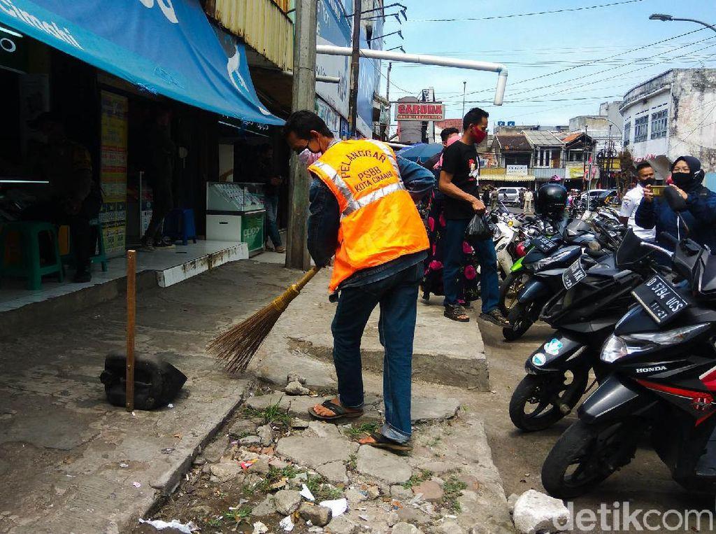 Polisi Larang Warga Cimahi Gelar Kegiatan yang Timbulkan Kerumunan