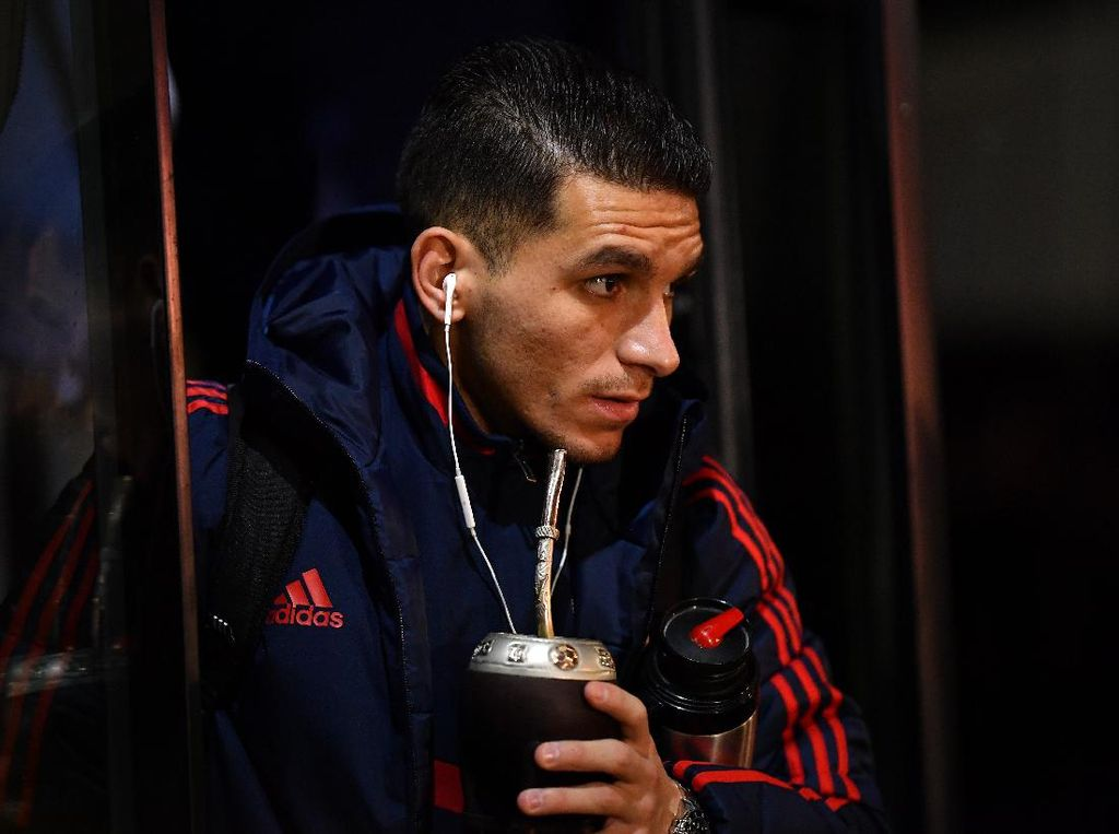 Arsenal Mau Tukar Lucas Torreira dengan Amadou Diawara?