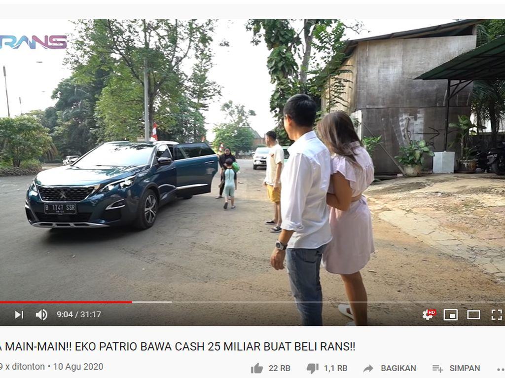 Rafathar Anak Raffi Ahmad Punya Mobil Sendiri, SUV Prancis Harga Rp 720 Juta
