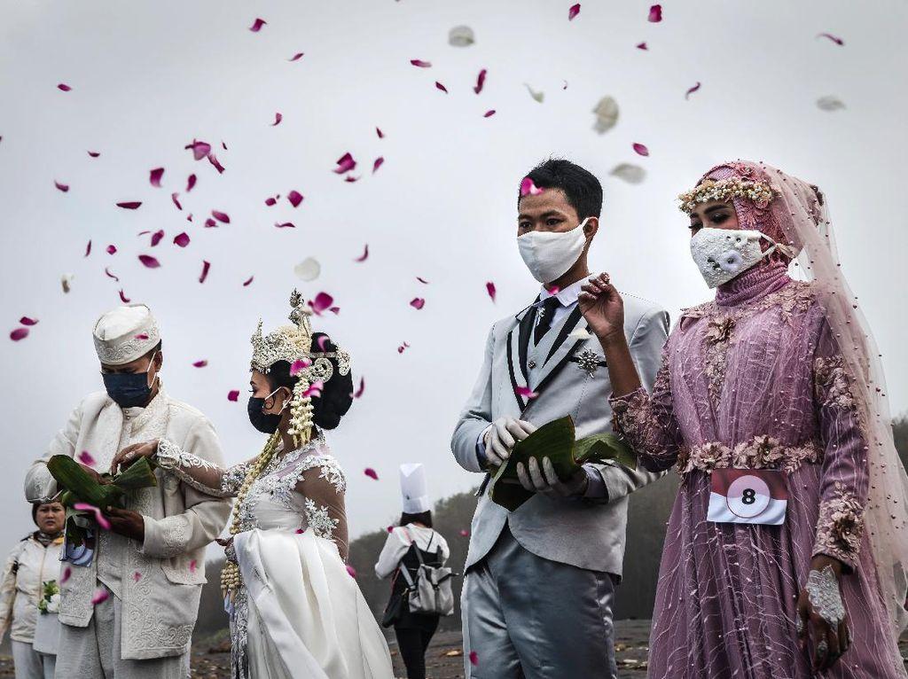 Muncul Klaster Pernikahan, Pakar: Resepsi di Gedung-Restoran Risikonya Tinggi