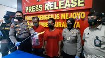 Pria di Surabaya Bobol Rumah Tetangga Karena Dendam Kulkasnya Disita