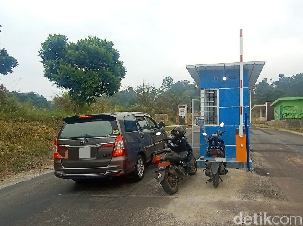 Pemkot Ancam Cabut Izin Portal Berbayar Tol Dago Bandung