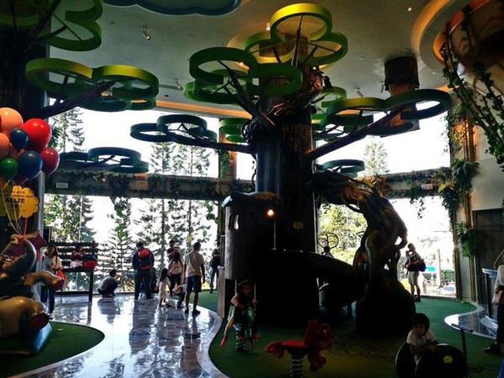 Lucunya Hotel Bertema Taman Bermain di Genting