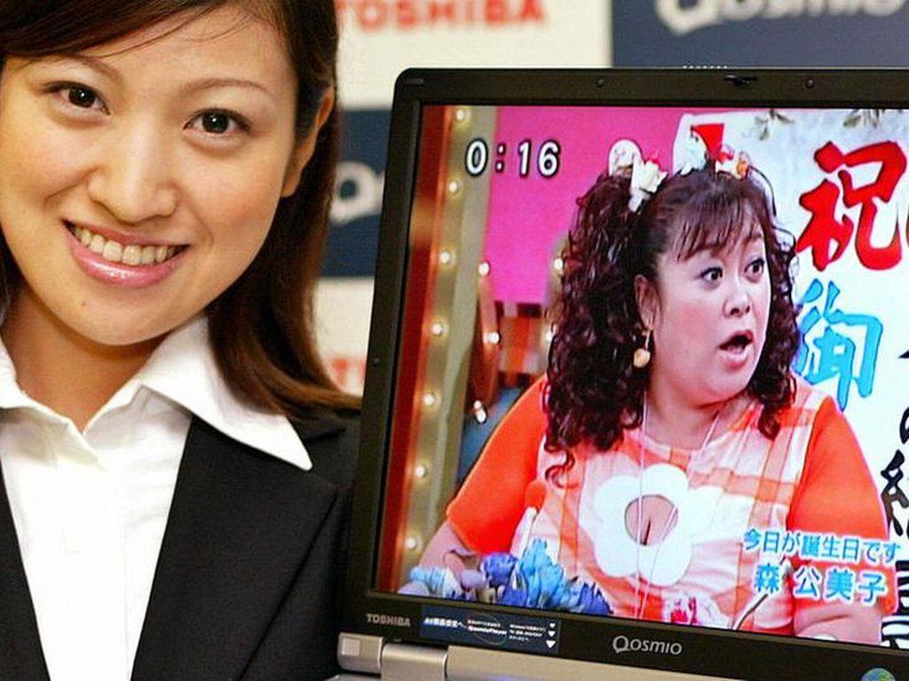 Toshiba Berhenti Produksi Laptop, Jual Saham ke Sharp
