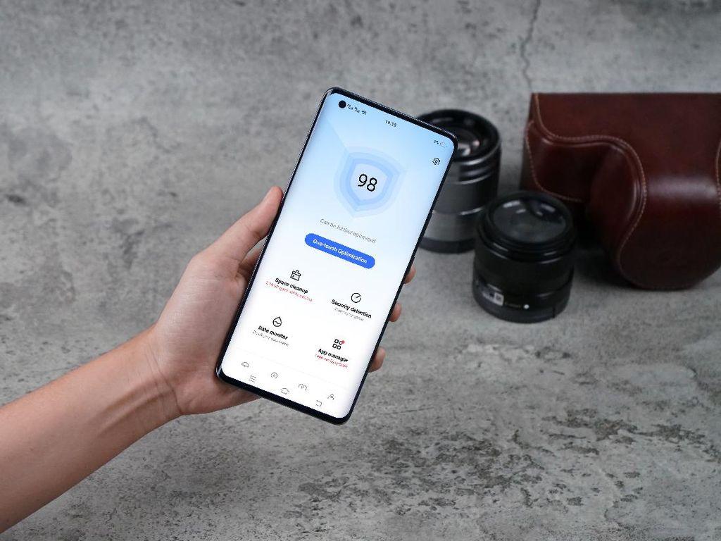 Bukan Cuma Fotografi, Vivo X50 Series Andal Diajak Kerja