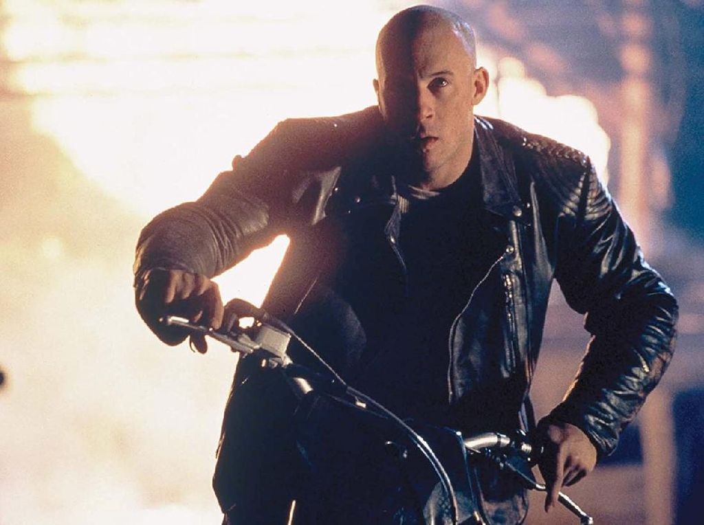 Dari Film Laga, Vin Diesel Bikin Lagu