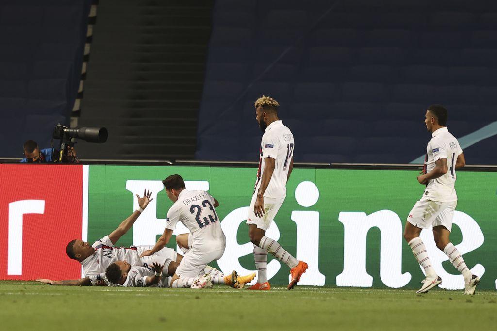 Kata Kata Bijak Neymar Usai Psg Ke Semifinal Liga Champions