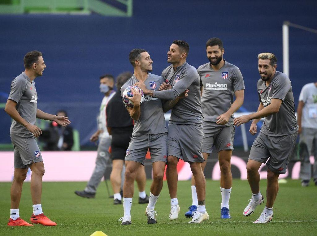 Leipzig Vs Atletico: Rojiblancos Tepikan Status Favorit