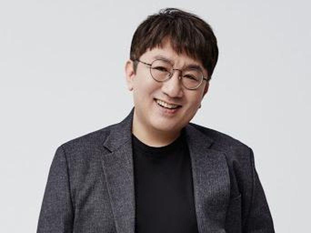 Bang Si Hyuk Mundur dari Posisi CEO HYBE, Bakal Fokus Produksi Musik
