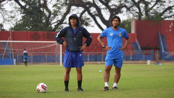 Budi Sudarsono ditunjuk sebagai pelatih Persik Kediri