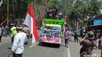 5 Bulan Tak Pentas, Ratusan Pekerja Seni Demo di DPRD Kabupaten Malang